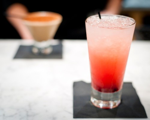 A Fantastic Selection Of Cocktails Are Expertly Made At