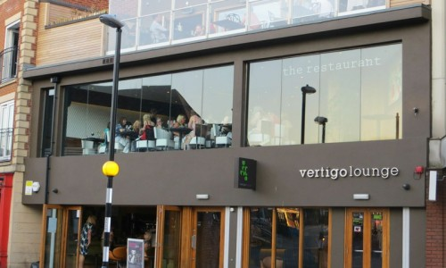 Vertigo Lounge Exterior